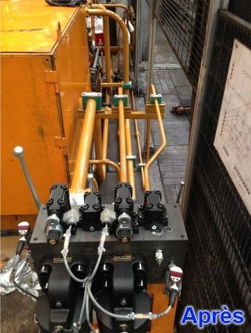 optimisation hydraulique après