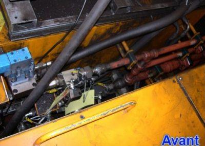 optimisation hydraulique avant